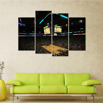 The Jazz Stadium (2) Canvas Set