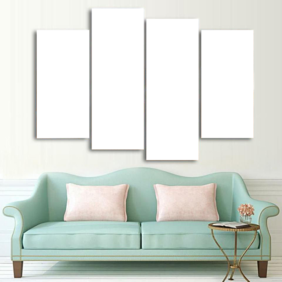 4 Panel Custom Set - Canvasist