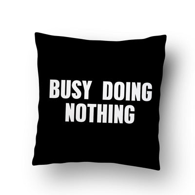 Busy Doing Nothing - Canvasist
