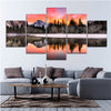 The Golden Hour Canvas Set - Canvasist