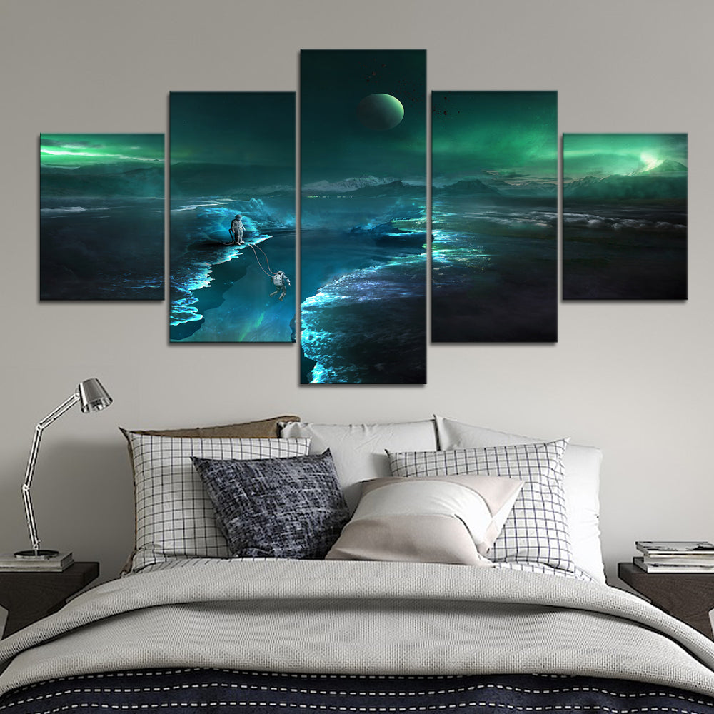 Titania Night's Dream Canvas Set - Canvasist