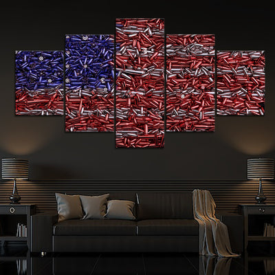 Second Amendment Canvas Set - Canvasist