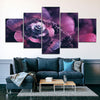 Vibrant Flower (2) Canvas Set - Canvasist