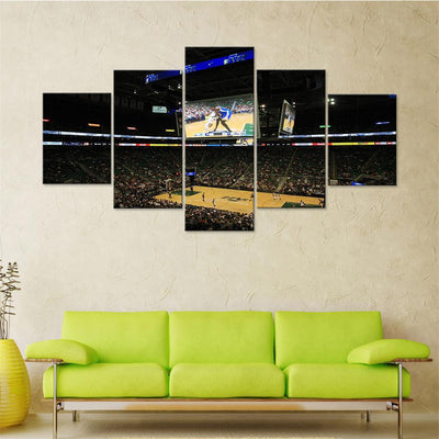 The Jazz Stadium Canvas Set