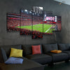 Cardiac Cardinals Stadium (2) Canvas Set - Canvasist
