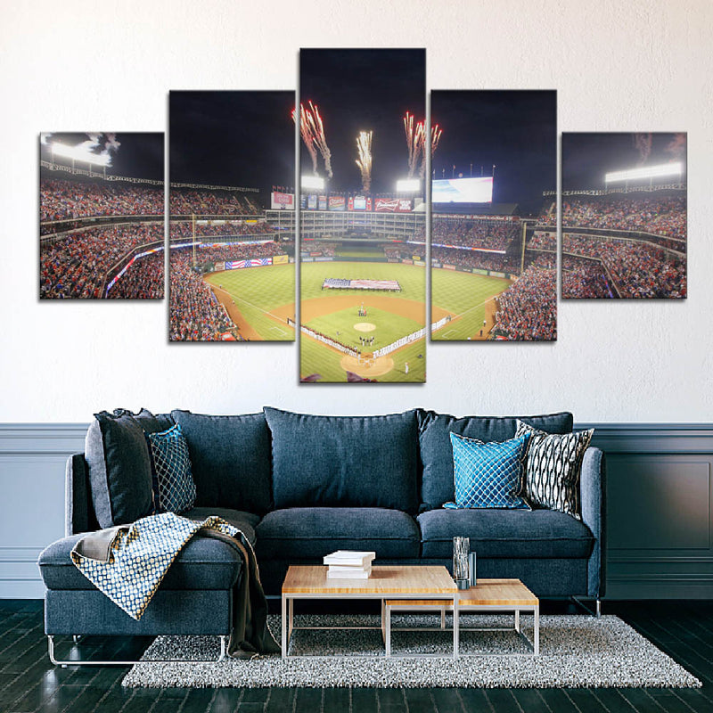 The Strangers Stadium 2 Canvas Set