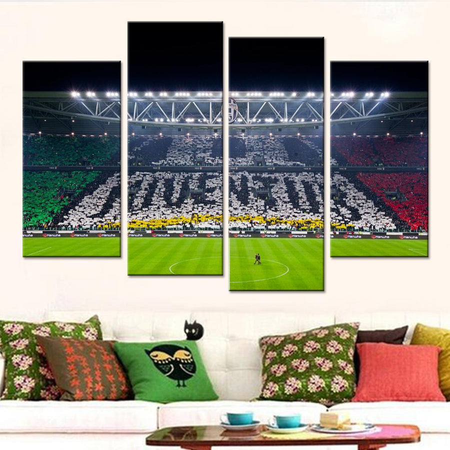 Juventus Stadium Canvas Set - Canvasist