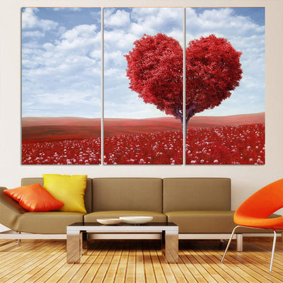 Tree of Love Canvas Set - Canvasist