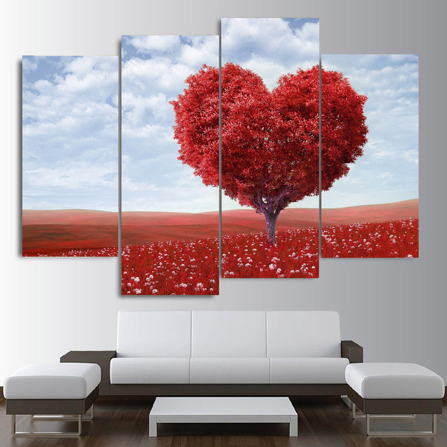 Artistic Blossom Bright Canvas Set - Canvasist
