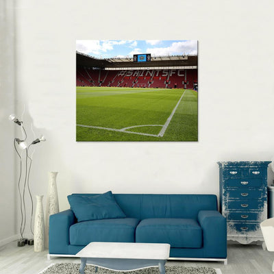 The Saints Stadium Canvas Set - Canvasist