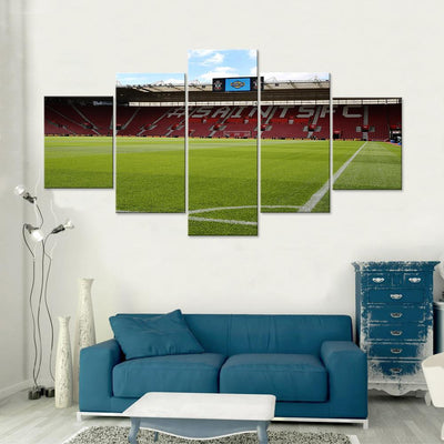 The Saints Stadium Canvas Set