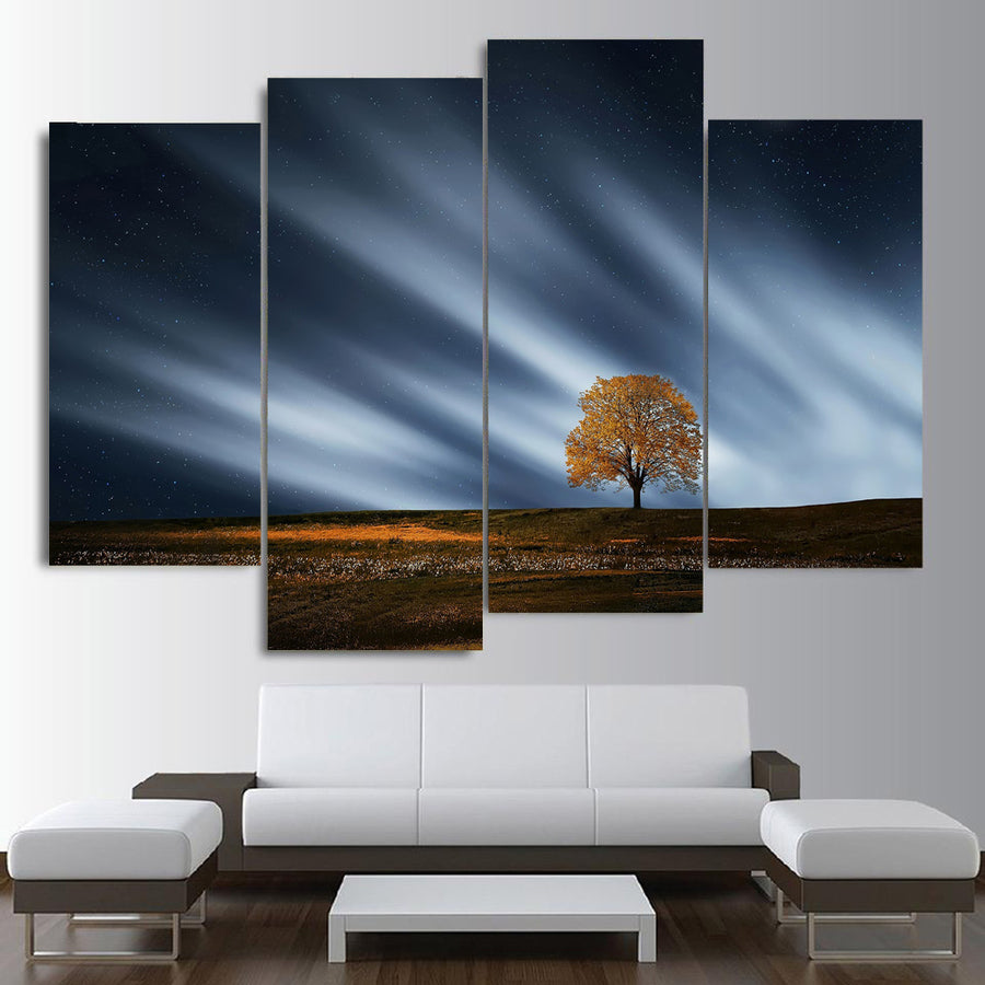 Breathtaking Calm Environment Canvas Set - Canvasist