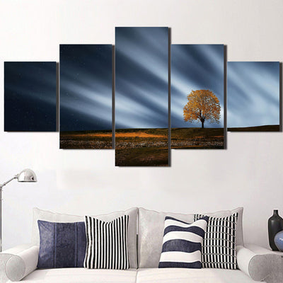 Midnight intervention Canvas Set - Canvasist