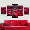 Toronto Raptors Air Canada Arena Canvas Set