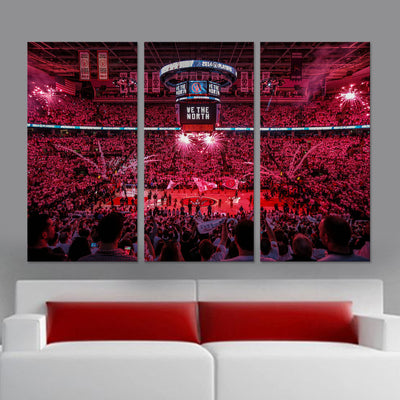Toronto Arena (2) Canvas Set - Canvasist