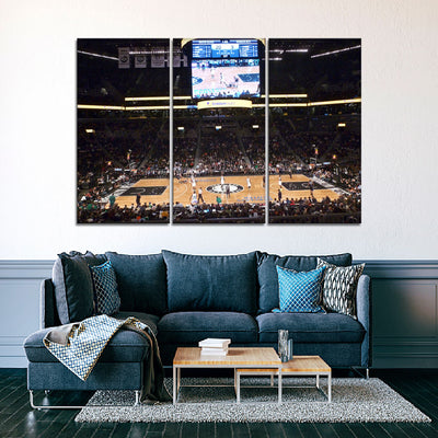 The Bark Arena (2) Canvas Set - Canvasist
