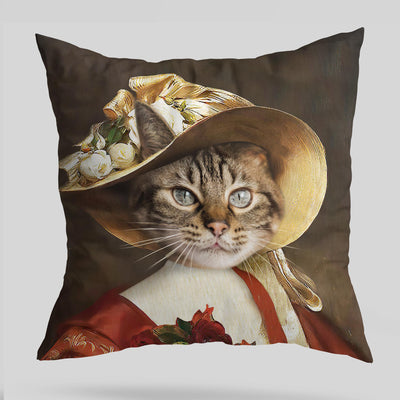 Belle Custom Pet Cushion Cover