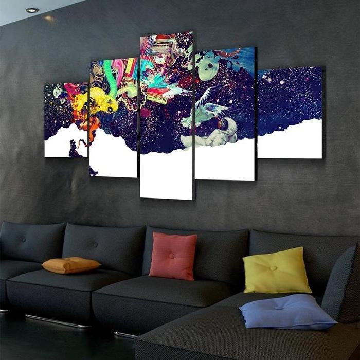 Higher thoughts Canvas Set - Canvasist