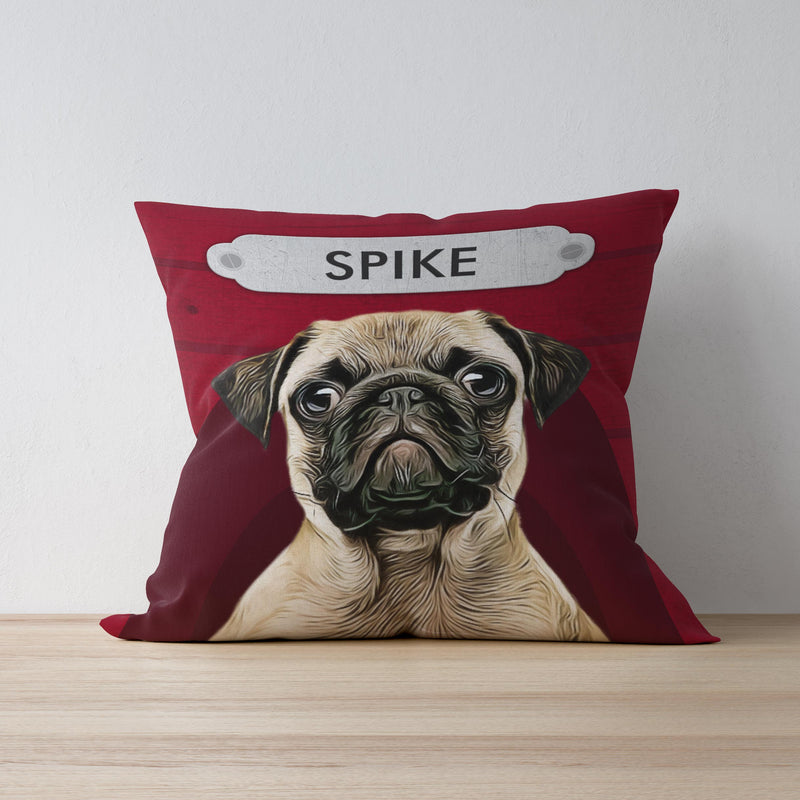 Kennel Custom Pet Cushion Cover
