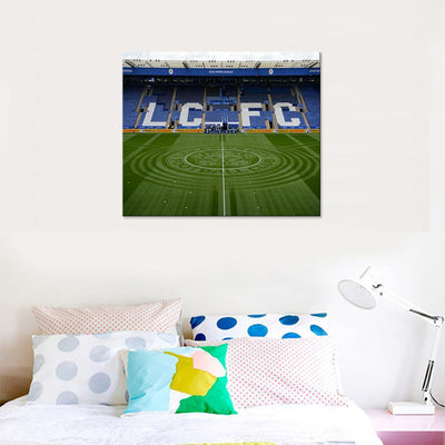 Leicester City Stadium Canvas Set - Canvasist