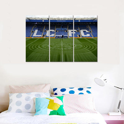 The Foxes Stadium Canvas Set - Canvasist