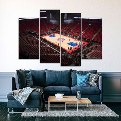 The Palace Stadium Canvas Set - Canvasist