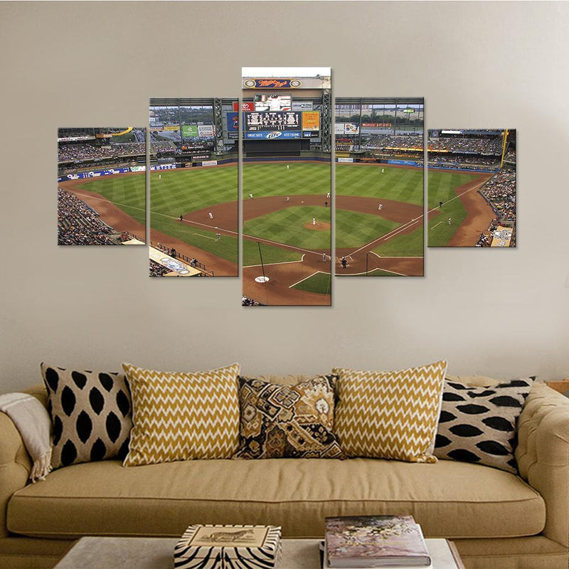 The Brew Crew Canvas Set