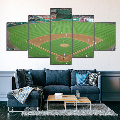 The Nats: Home Stadium 2 Canvas Set - Canvasist