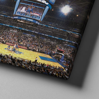 The Magic Stadium (2) Canvas Set - Canvasist