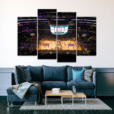 The Show Time Stadium 2 Canvas set - Canvasist