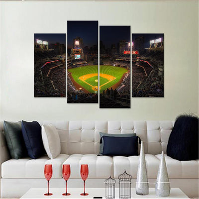 The Pads Stadium Canvas Set