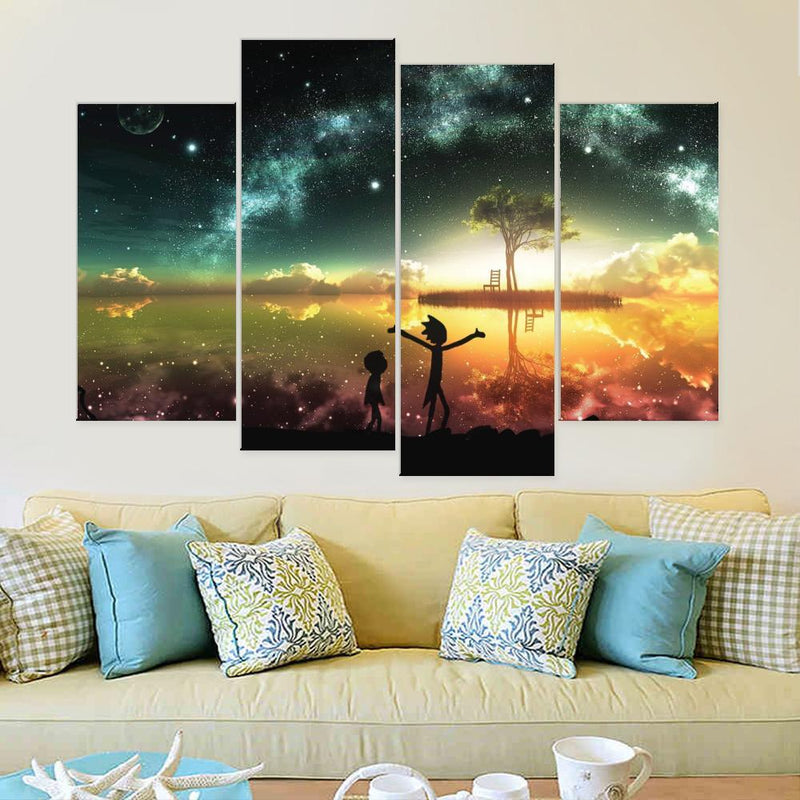 Universe Adventures Canvas Set - Canvasist