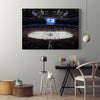 The Library Canucks Canvas Set - Canvasist