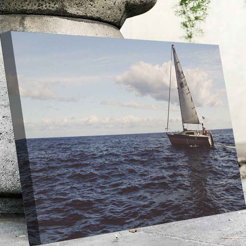 Sailing Boat Canvas Set - Canvasist