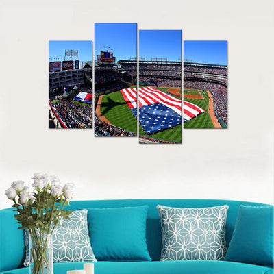 The Strangers Stadium Canvas Set