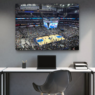 The AAC Arena Canvas Set - Canvasist