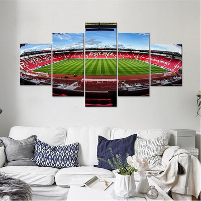 The Potters Stadium Canvas Set - Canvasist