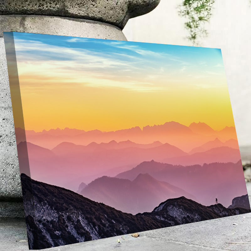 Sunset Boulevard Canvas Set - Canvasist