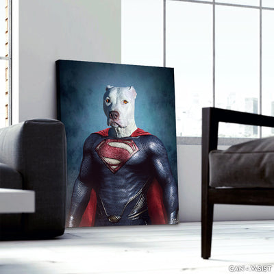 Super-pet Pet Canvas - Canvasist