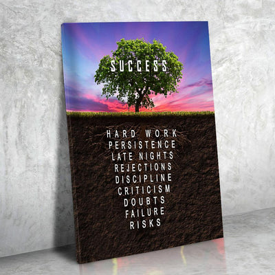 Roots of success - Canvasist