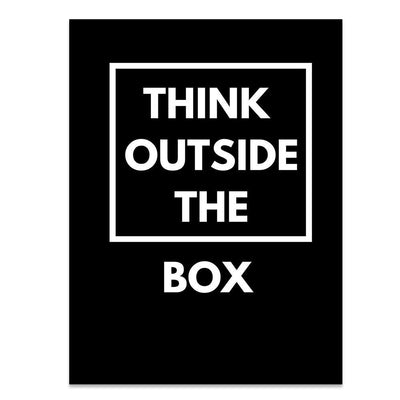 Think Outside The Box 102