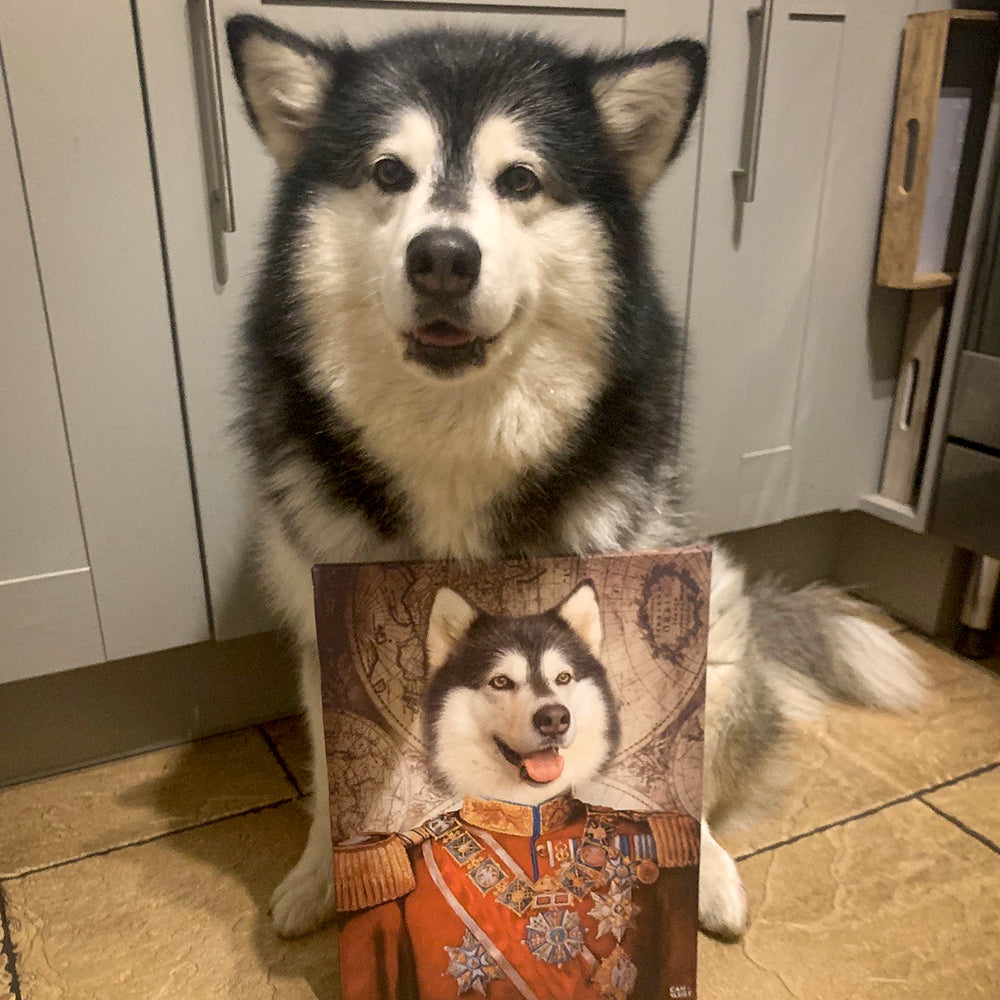 The General Pet Canvas