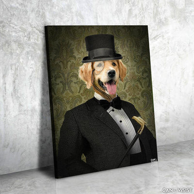 Classic Pet Canvas - Canvasist
