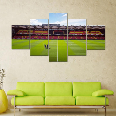 The Golden Boys Stadium Canvas Set - Canvasist