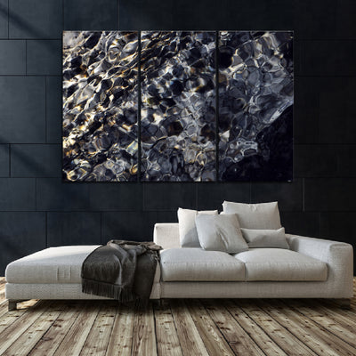Apiary Abstract Art - Canvasist