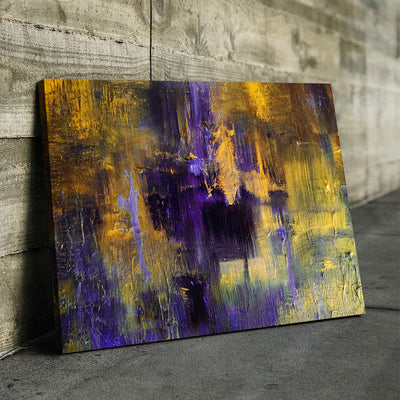 Mystique Menace Abstract Art - Canvasist