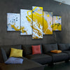 Abstract Series // 2 Canvas Set - Canvasist