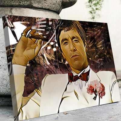 Al Pacino - Canvasist