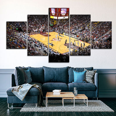Miami Stadium Canvas set - Canvasist