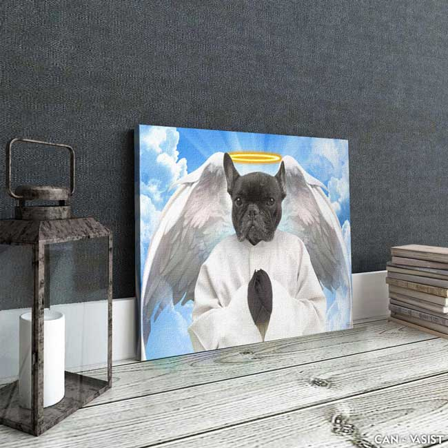 Angel Pet Canvas